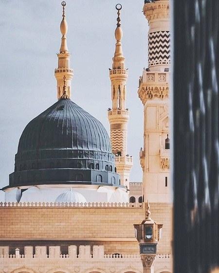 عکس مسجدالحرام